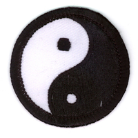 Mini Yin Yang Patch