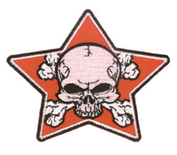 Aftermath Skull Patch