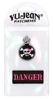 My Sweet Fiend Bomb/Danger Mini-Patch Pak