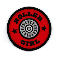 Roller Girl Patch