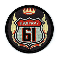 Kalynn Campbell Blues Highway 61 Patch