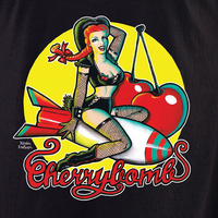 Kirsten Easthope Cherry Bomb Shirt