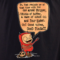 Agorables Good Times Devil Shirt
