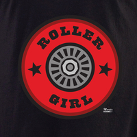 Enginehouse 13 Roller Girl Shirt