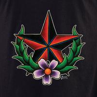 Adam Potts Tattoo Nautical Star Shirt