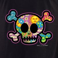 Dan Morris Cute Skull Shirt