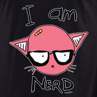 Dr Krinkles I am Nerd Shirt