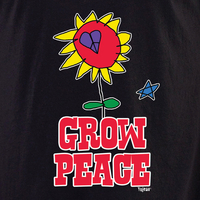 Grow Peace T Shirt