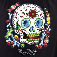 Sunny Buick Candy Sugar Skull Shirt