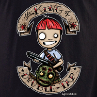Agorables Zombie Double Tap Shirt
