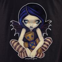 Jasmine's Voodoo in Blue Fairy Shirt