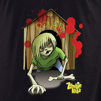 Zombie Kid Reginald Shirt