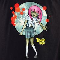 Zombie Kid Cassandra Shirt