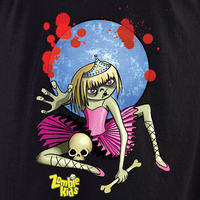 Zombie Kid Vanessa Shirt