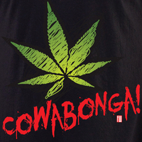 Cowabonga shirt