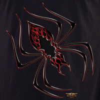 Vulture Kulture Spider T shirt