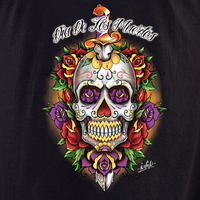 Iovino Dagger Skull shirt