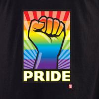 Wiedemann Pride Fist shirt
