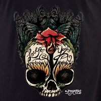 Agorables Love Skull shirt