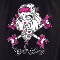 Miss Cherry Martini Trash Dolls V2 shirt