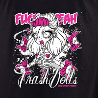 Miss Cherry Martini Trash Dolls shirt