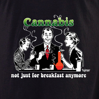 Cannabis Breakfast Shirt