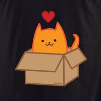 Evilkid Boxcat shirt
