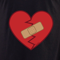 Evilkid healed heart shirt