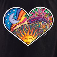 Dan Morris heart shirt