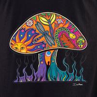 Dan Morris mushroom shirt