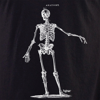 Skeleton 3 shirt