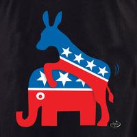 Evilkid Donkey & Elephant shirt