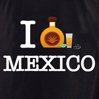 Evilkid Tequila Mexico shirt