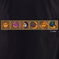 Dan Morris Suns and Moons Shirt