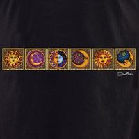 Dan Morris Suns and Moons Shirt