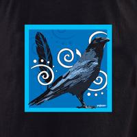 Yujean Raven shirt