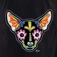 Cali Chihuahua Black Shirt