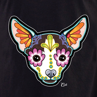 Cali Chihuahua Moo Shirt