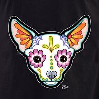 Cali Chihuahua White Shirt