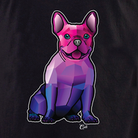 Cali French Bulldog Shirt