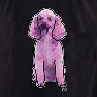 Cali Poodle Mosaic Shirt