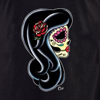 Cali Ashes Female Shirt