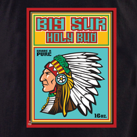 High Art Studios Big Sur Holy Bud T-shirt
