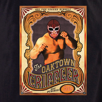 High Art Studios Oaktown Crippler T-shirt