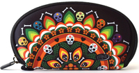 Evilkid Sugar Skull Mandala Wallet