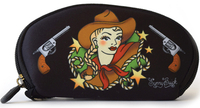 Sunny Buick Tattoo Cowgirl Wallet