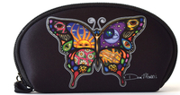 Dan Morris Celestial Day and Night Butterfly Wallet