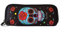 Sunny Buick Rose Sugar Skull Wallet