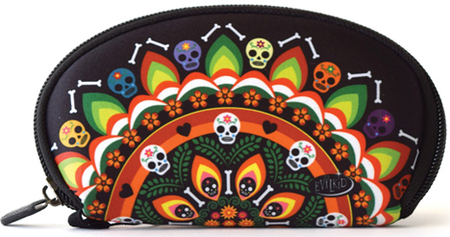 Evilkid Sugar Skull Mandala Wallet | Wallets and Pouches