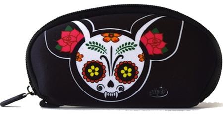 Evilkid Sugar Skull Chihuahua Wallet | Latino